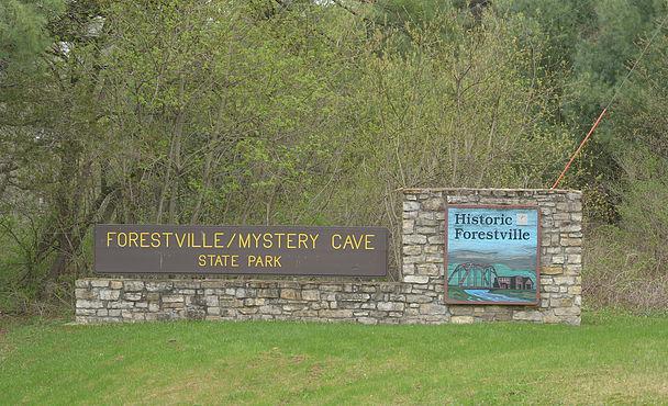 Forestville/Mystery Cave Minnesota