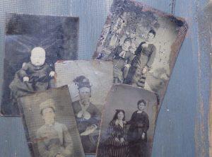 5 Tin Types of Instant Ancestors