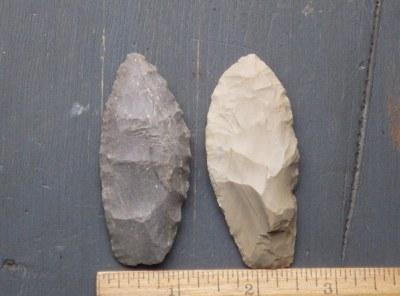 A Pair of Paleo Blades