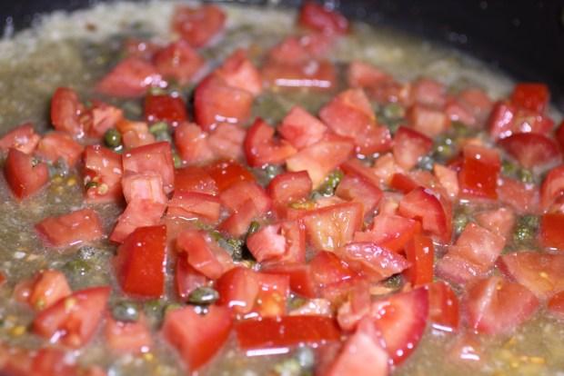 Chunky Pomodoro Sauce