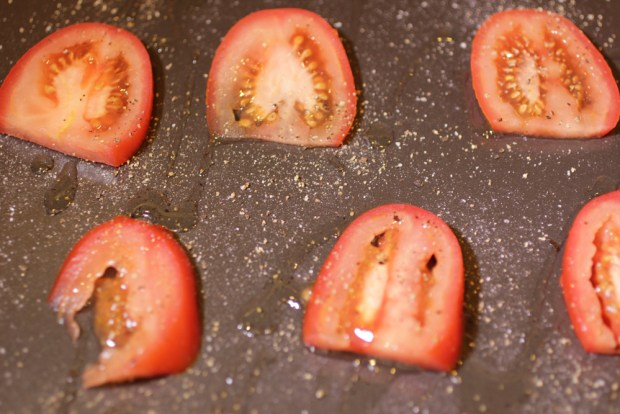 Roma Tomatoes for Roasting