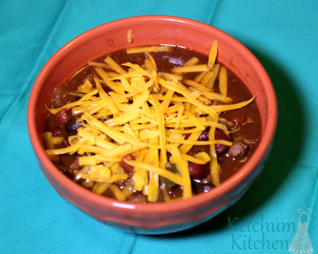 Absolute Best Crockpot Chili