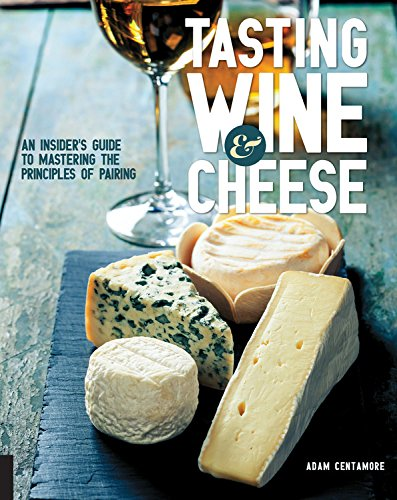 Wine and Cheese Pairings Book