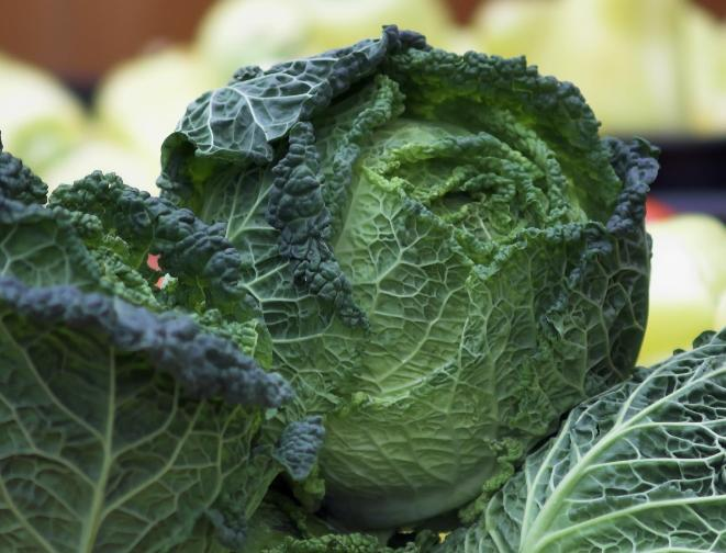 Almost Cabbage Rolls Casserole