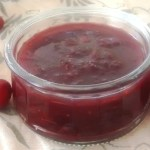 Happy Thanksgiving Cranberry Sauce