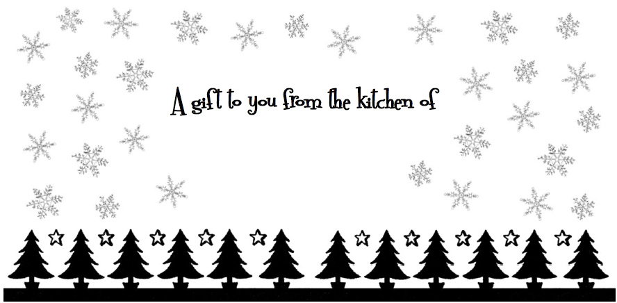 Free Printable Gift Tags For Your Christmas Baking Ketchup With That