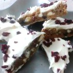 GIngerbread Bliss Bars