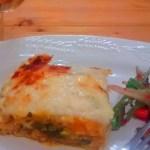 Meatless Monday: Butternut Squash Lasagna