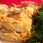 Easy Make-Ahead (Meatless) Strata