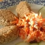 Lentil Rice Croquettes