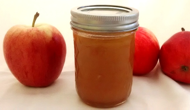 Apple Caramel Pancake Syrup