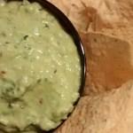 Avocado Sour Cream Dip