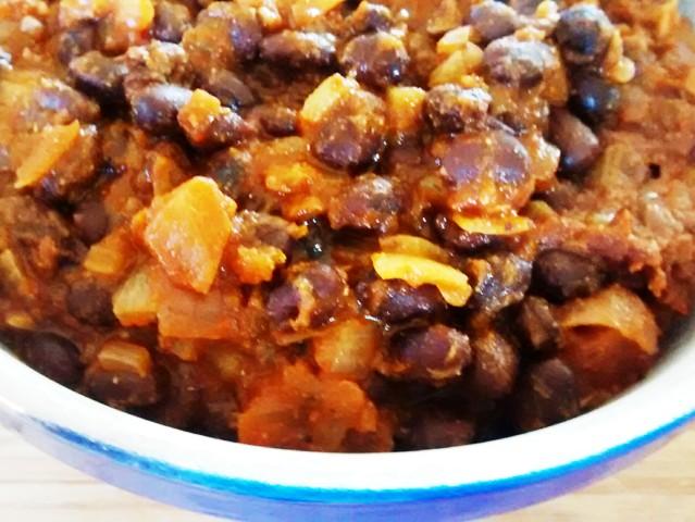 taco black beans