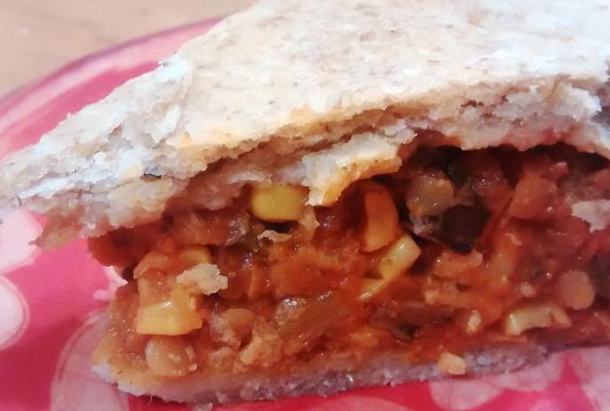 Meatless Monday: Harvest Celebration Pie