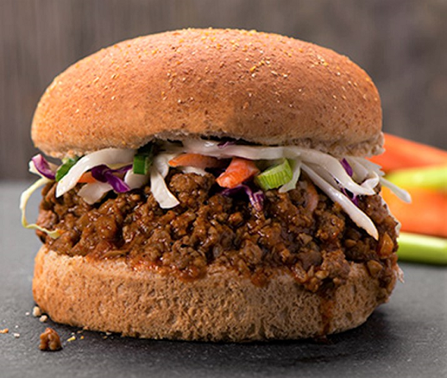 Hoisin Sloppy Joes