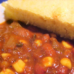 Meatless Monday: Rock and a Hard Place Three Bean Chili