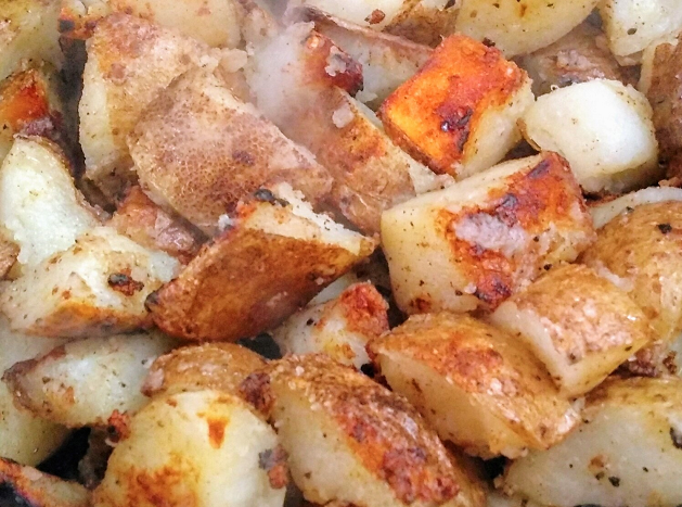 Meatless Monday: The Best Pan-fried Potatoes