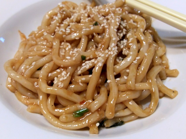 Quick and Easy Hoisin Noodles