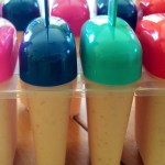 Meatless Monday: Breakfast Smoothie Popsicles