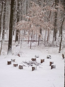 Snowy Day © KETMALA'S KITCHEN 2012-13