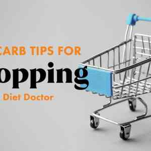 [Preview] Low-carb tips for shopping - Episode 5