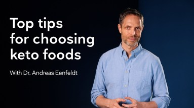 Choosing keto foods: what to eat and avoid