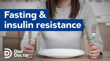 """Fasting does not cause """"insulin resistance"""""""
