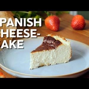 "Spanish ""La Viña"" cheesecake – Low-carb version!"
