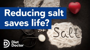 Does reducing sodium save lives?