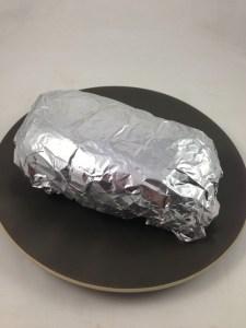 Bacon Weave Breakfast Burrito Wrapped