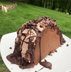 keto friendly chocolate cake