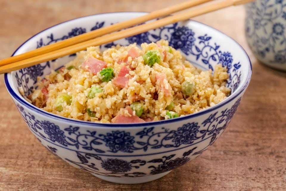 Chinese-Style Cauliflower Rice