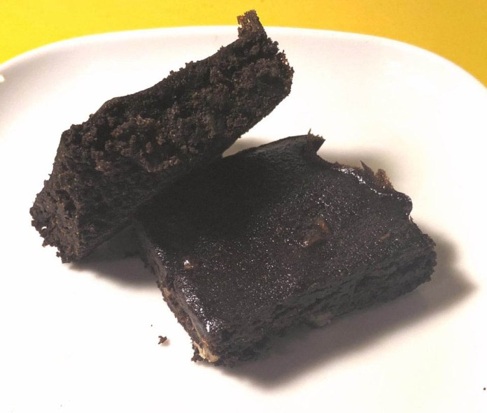 Keto Chocolate & Walnut Brownies