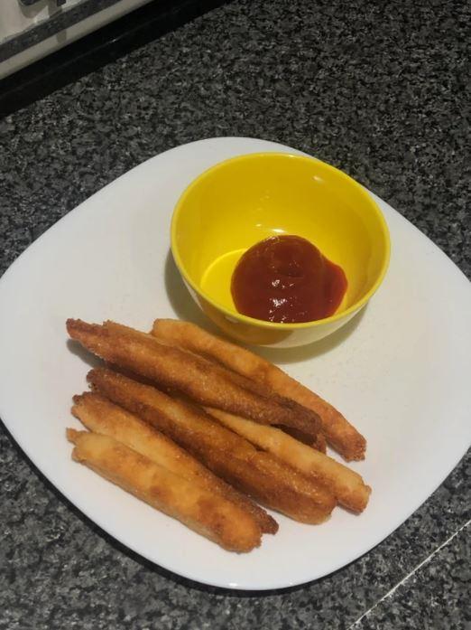 Keto Fries