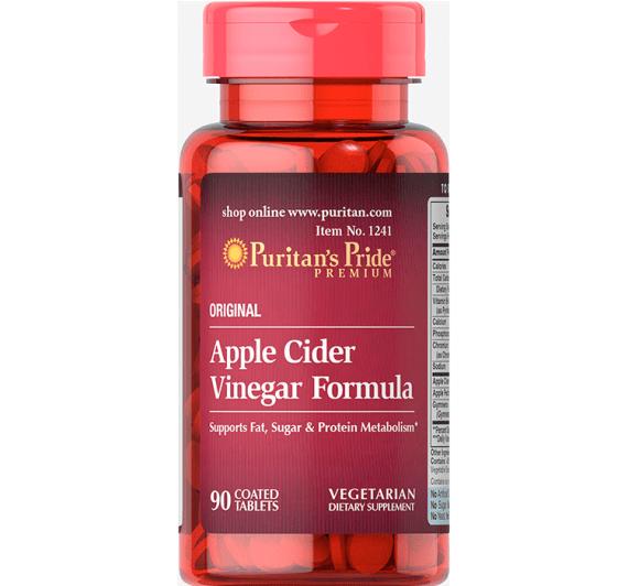 Puritan Pride Apple Cider Vinegar Formula Price in Pakistan