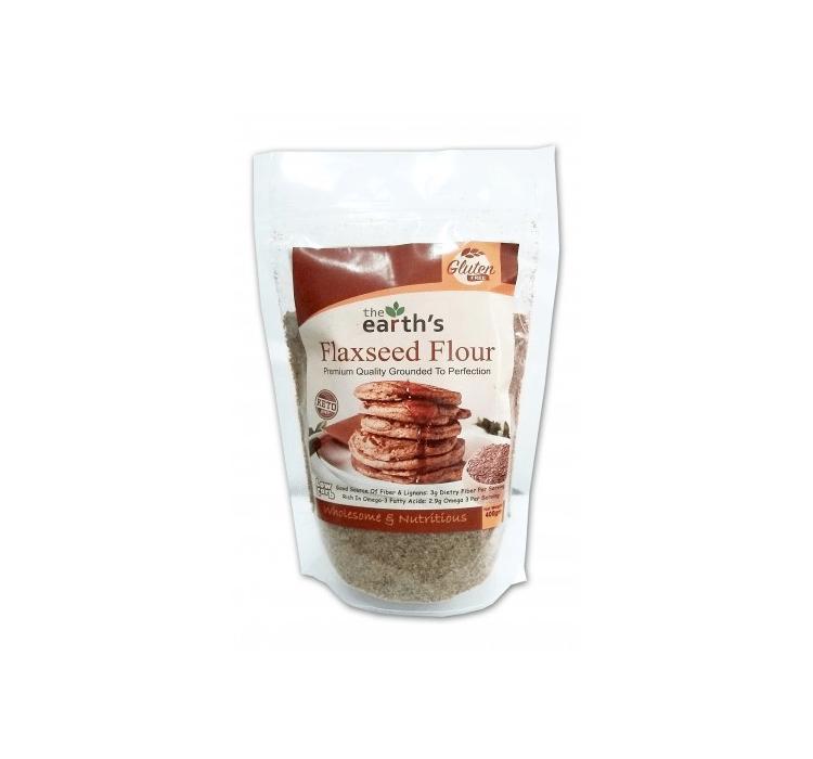 Earth Flaxseed Flour 400gm Price in Pakista