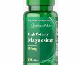 Puritan Pride Magnesium 500mg 100tabs Price in Pakistan