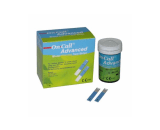 On Call Advanced Blood Glucose 50 Test Strips Price in Pakistan