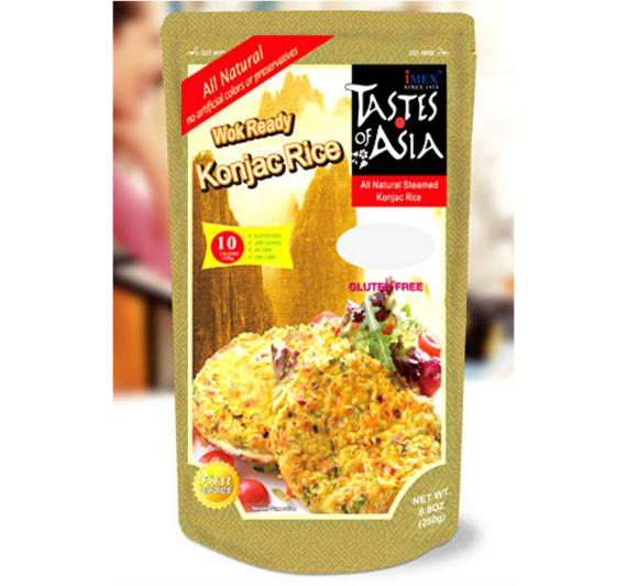 Taste of Asia Konjac Rice Zero Carb Price in Pakistan