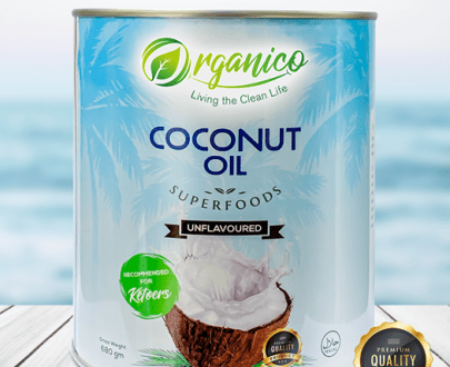 Organico Coconut Oil (Super Food) - Unflavoured for Ketoers Price in Pakistan