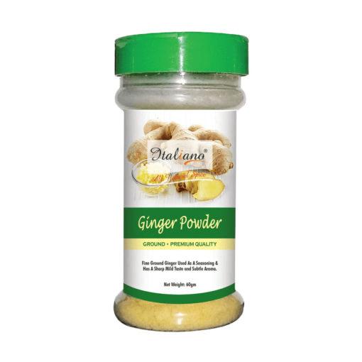 Italiano Ginger Powder 60gm Price in Pakistan