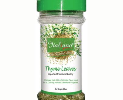 Italiano Thyme Leaves 30gm
