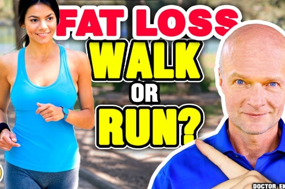 Lose Fat Fast – Which Is Better? Walking Or Running