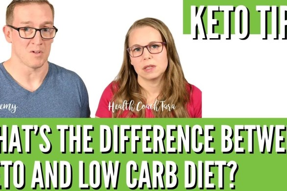 Difference Between A Keto Diet And A Low Carb Diet