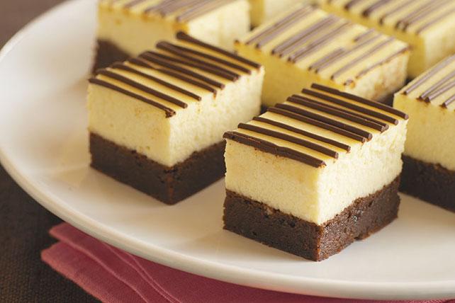 Keto Halloween Brownie Cheesecake
