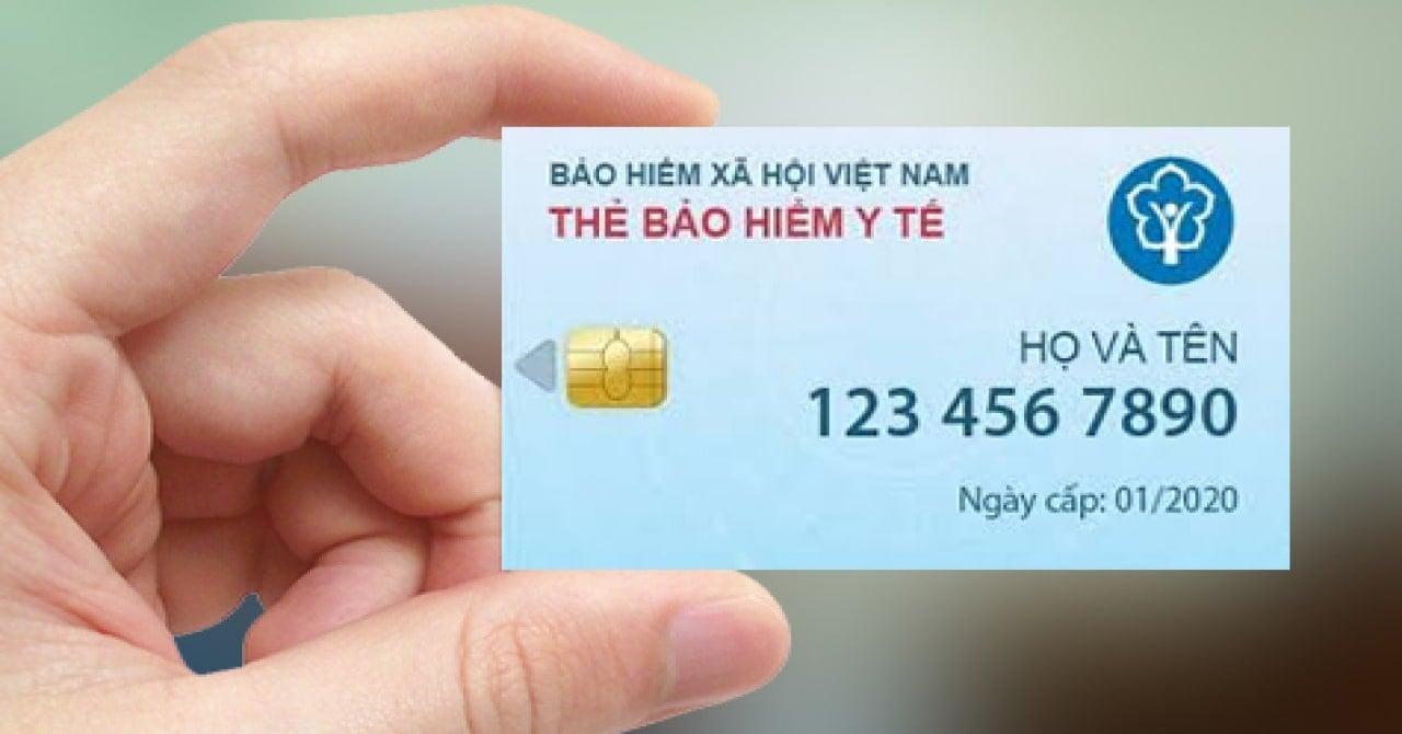 Thẻ BHYT điện tử