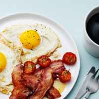 Keto English Breakfast