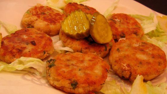 Quick Fish Cakes 4