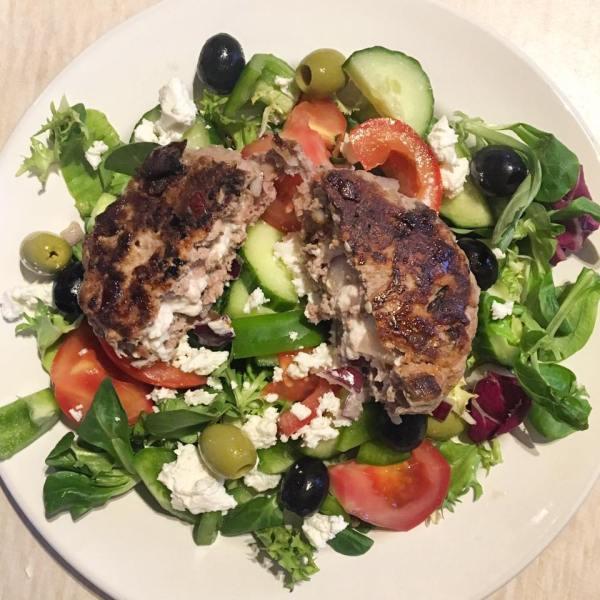 low-carb-greek-salad-with-lamb-feta-burger-quick-keto-meals-by-healthista.com2_