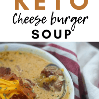 Killer Cheeseburger Soup Recipe